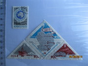 selling postage stamp 1966