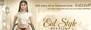Eid Special Dhamaka Offer | Flat 25% Extra Off