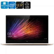 Xiaomi Air Laptop 12.5inch Notebook M3 CPU 4G RAM 128G SSD integrated