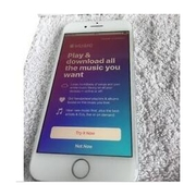 Apple iPhone 7 128GB Silver Unlocked Smartphone