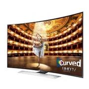 cheap Samsung UHD 4K HU9000 Series Curved Smart TV
