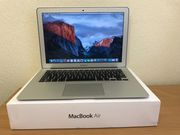 Apple MacBook Air 13'', 2.2GHz i7,  8GB RAM,  500GB SSD,  2015,  MS Office