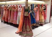 Designer Wedding Wardrobe at Aza Fashions
