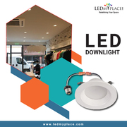 Buy the Best Indoor as well as Outdoor LED Downlights.