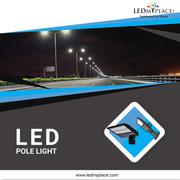 LED Pole Light for Street Light and Parking Lot Lights