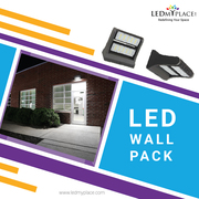 Switching to LED Wall Pack is a Smart Decision .